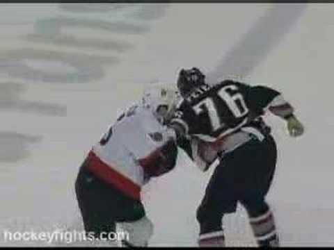 Brian McGrattan vs Andrew Peters