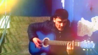 Жанымнан артык( на гитаре)