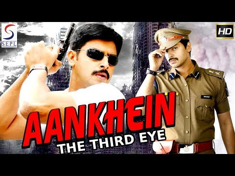 Aankhein The Third Eye l (2019) South Action Film Dubbed In Hindi Full Movie HD
