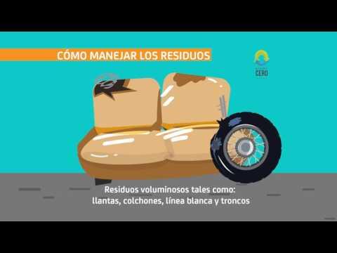 Como manejar Residuos #BasuraCero