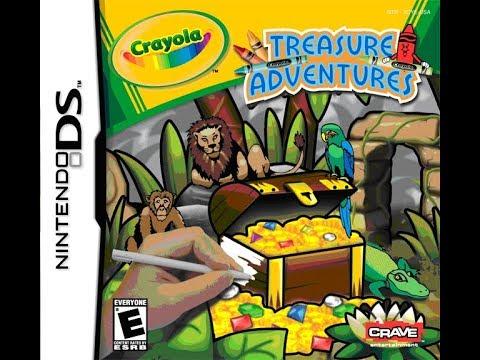 Crayola Treasure Adventures (Nintendo DS)