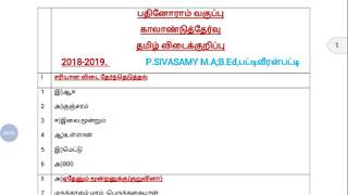 how to download 11th model tamil quaterly 11 Tamil model