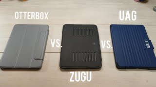 Otterbox Symmetry Vs. UAG Metropolis Vs. Zugu Muse... Which is best for the iPad Pro 11???