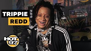 Hot 97 - Trippie Redd On Radio vs Streaming, His Special Lady, + Shares XXXTentacion Stories