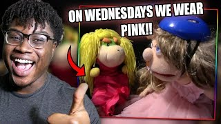 JEFFY AND BOWSER JR. ARE MEAN GIRLS! | SML Movie: The Competition Reaction!