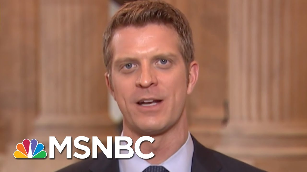 Senators Acknowledge Executive Order 'Only Buying Them Time' | MTP Daily | MSNBC thumbnail