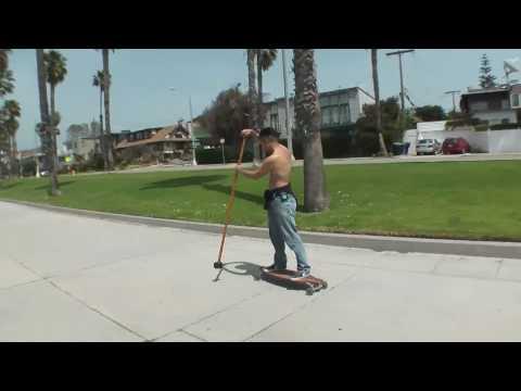 Longboard Review: Kahuna Big Stick