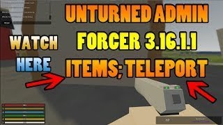 HOW TO GET ADMIN ON ANY UNTURNED SERVER!!!