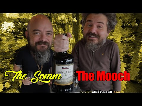 Whiskey Review: Kirkland Irish Whiskey with Jameson Irish Whiskey Comparison