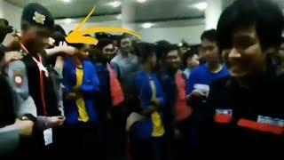 Video Viral Mahasiswa Caci Maki Polisi, Aksinya Tuai Kecaman, Begini Akhirnya