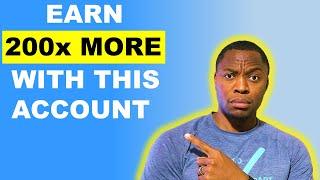 Money Market Account Explained - The  MOST PROFITABLE Savings Account