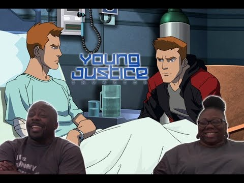 Young Justice 2x8 REACTION!! {Satisfaction}