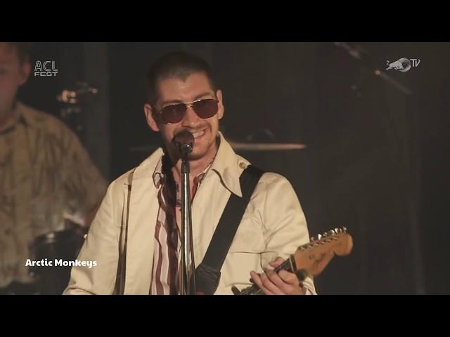 Arctic Monkeys - Live in Austin 2018