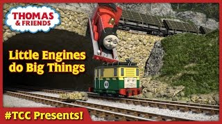 Little Engines do Big Things! | Thomas Creator Collective Presents Ep. #10 | Thomas & Friends