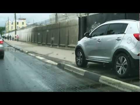 Движение по тротуару в нарушении ПДД