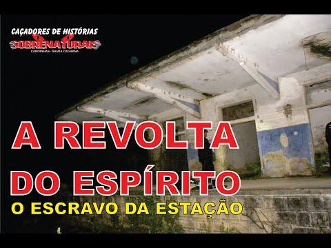 ESPÍRITO FICOU REVOLTADO