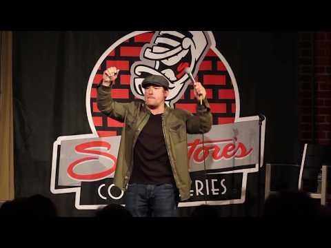Dave Russo Hosts The Salvatore's Comedy Series