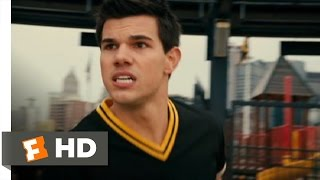 Abduction (10/11) Movie CLIP - The Stadium Chase (2011) HD