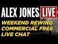 Download Youtube: LIVE 📢 Alex Jones Show • Commercial Free • WEEKEND REWIND ► Infowars Stream