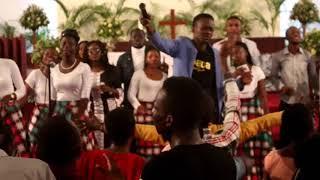 TAFES ISW HEART OF WORSHIP Season 5.  Minister Dr. Ipyana Kibona