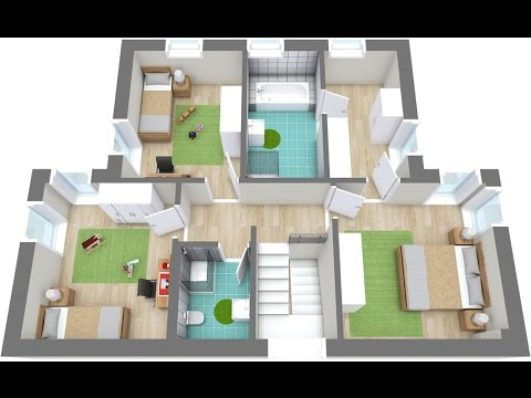 Planungswelten Tutorial: RoomSketcher Raumplaner