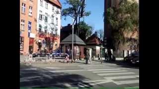 preview picture of video 'Ruda Śląska   Nowy Bytom   Fryna   Fryncita 2014 10 29'