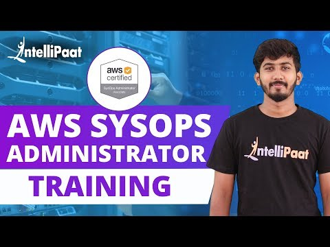 AWS SysOps Administrator Training | AWS Certified SysOps Admin
