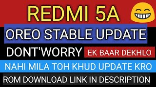 how to install android oreo in redmi 5a - Kênh video giải