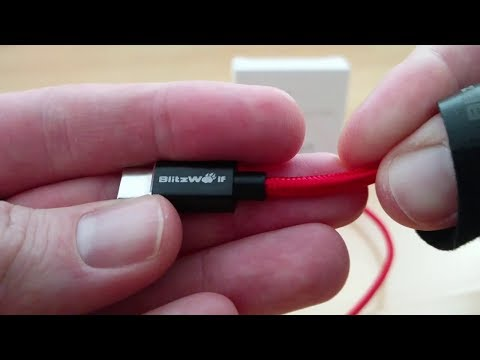 USB Type-c Cable by BlitzWolf from banggood.com