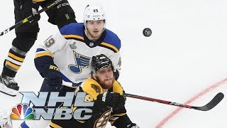 NHL Stanley Cup Final 2019: Blues vs. Bruins | Game 2 overtime (FULL PERIOD) | NBC Sports