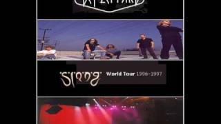 Def Leppard Slang Live 1996