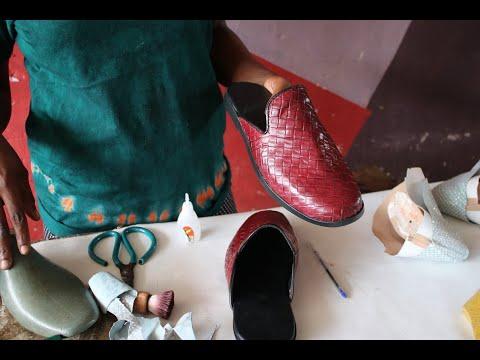 tips of making basic mole shoe. (Shoemaking Tutoria )