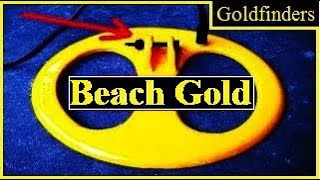 GOLD ON THE BEACH 6 (We show you exactly where the Gold items are)