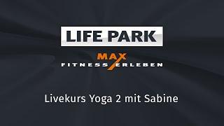 Yoga mit Sabine (Live-Mitschnitt vom 05.04.2020)