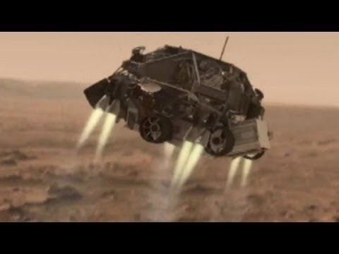Will Curiosity Kill The Cat Or Is There Life On Mars border=