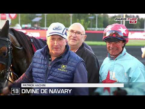 Quinté vendredi 23/04 : «Divine de Navary (n°13) est prête»