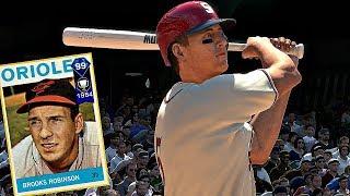 99 BROOKS ROBINSON MAKES IT LOOK EASY!! MLB The Show 17 Diamond Dynasty
