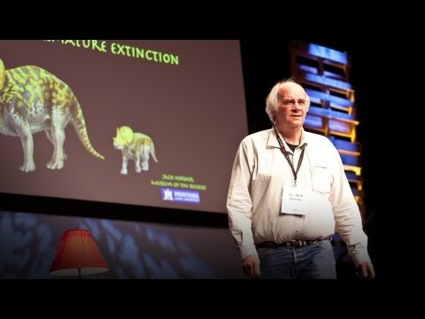 Jack Horner: Shape-shifting dinosaurs