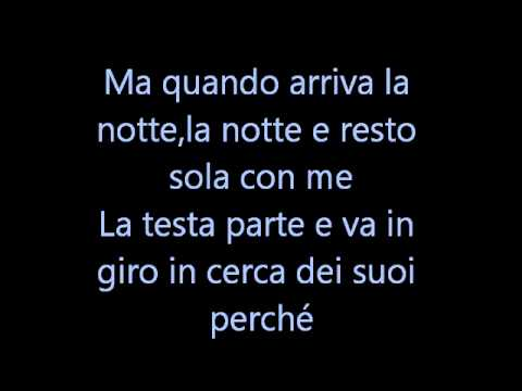 , title : 'Arisa - La notte - Con Testo [Lyrics]'