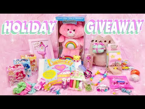 ♡ PIXIE'S HOLIDAY GIVEAWAY 2017 ♡