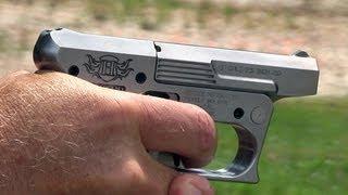 First Look: Heizer Defense Pocket Shotgun