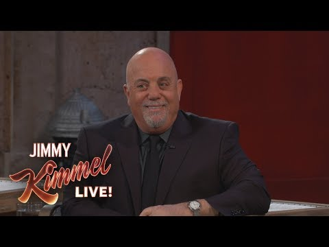 Billy Joel Announces He's Extending Madison Square Garden Run