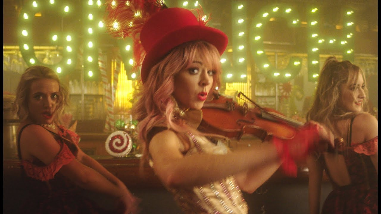 Lindsey Stirling feat. Sabrina Carpenter – You're A Mean One, Mr. Grinch