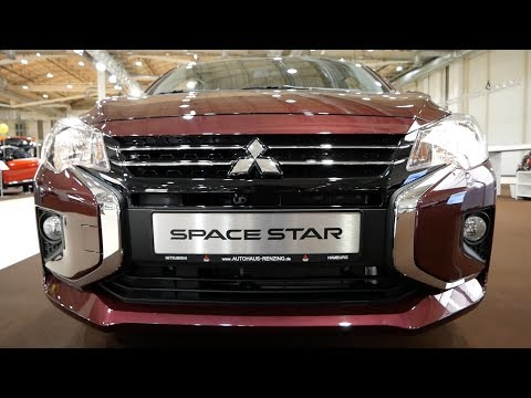 2020 - 2021 New Mitsubishi Space Star Exterior and Interior