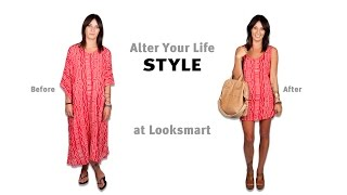 Restyle your pre-loved garments with LookSmart