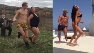 Смотреть онлайн Русские танцуют не хуже итальянцев