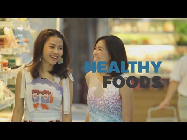 วิธีเลือกเครื่องดื่มที่ดีต่อสุขภาพ : Healthy Living ช่วง healthy foods 28/01/60 (2/3)