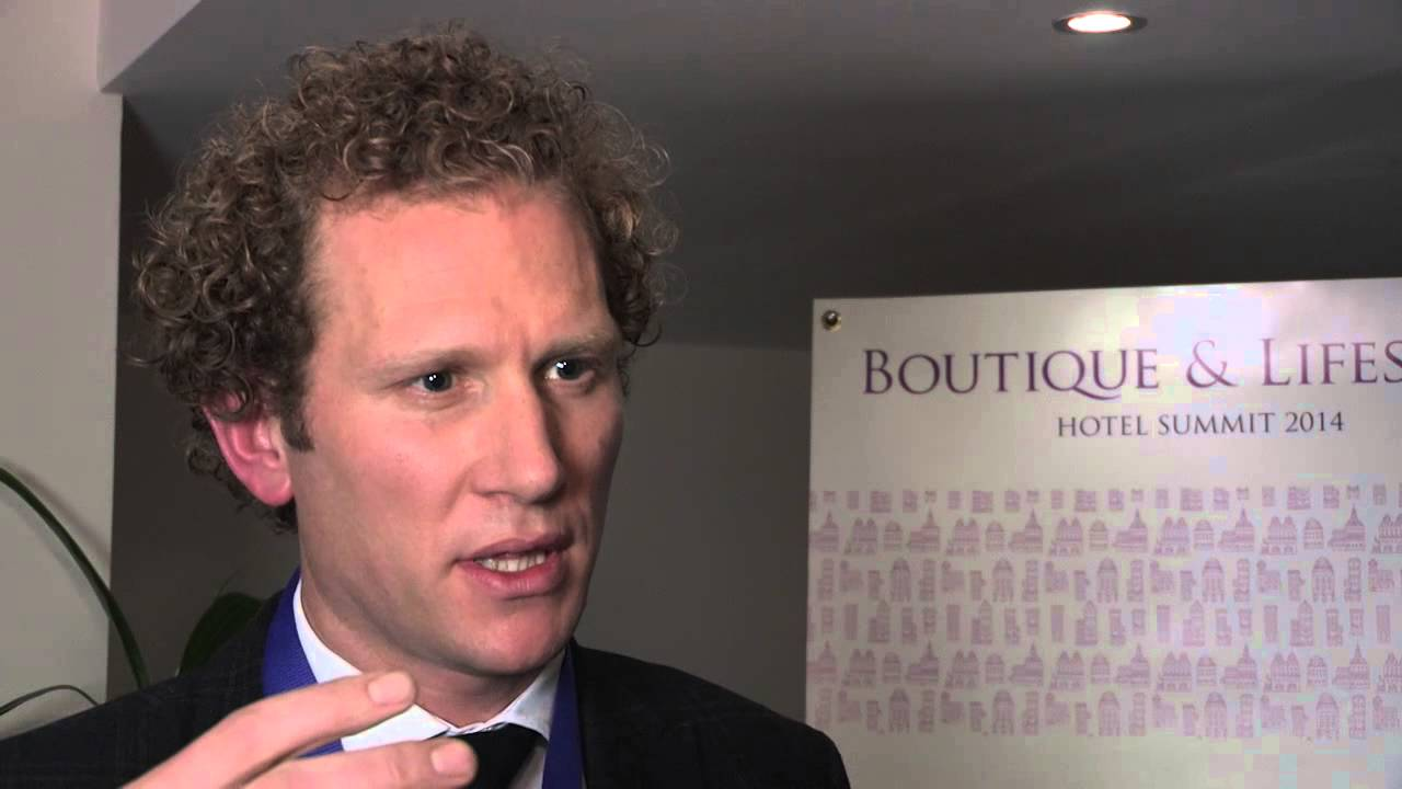 Interview with Chris Penn, GM of Ace Hotel Shoreditch at BLHS2014