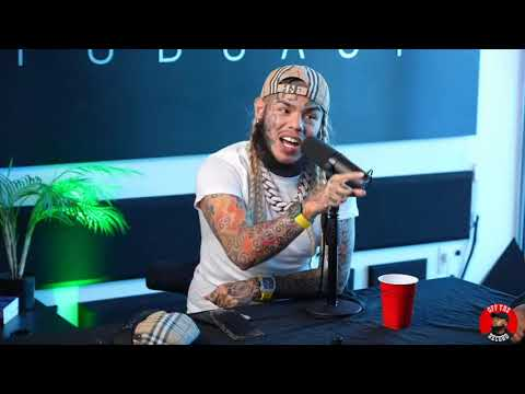 Off The Record with DJ Akademiks (Pilot) – Wack100 Confronts 6ix9ine for going to Nipsey Hussle Hood