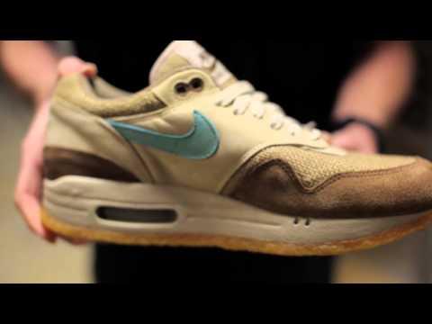 35f9cdb1865 Nike Air Max 1 Premium Crepe- Live Look